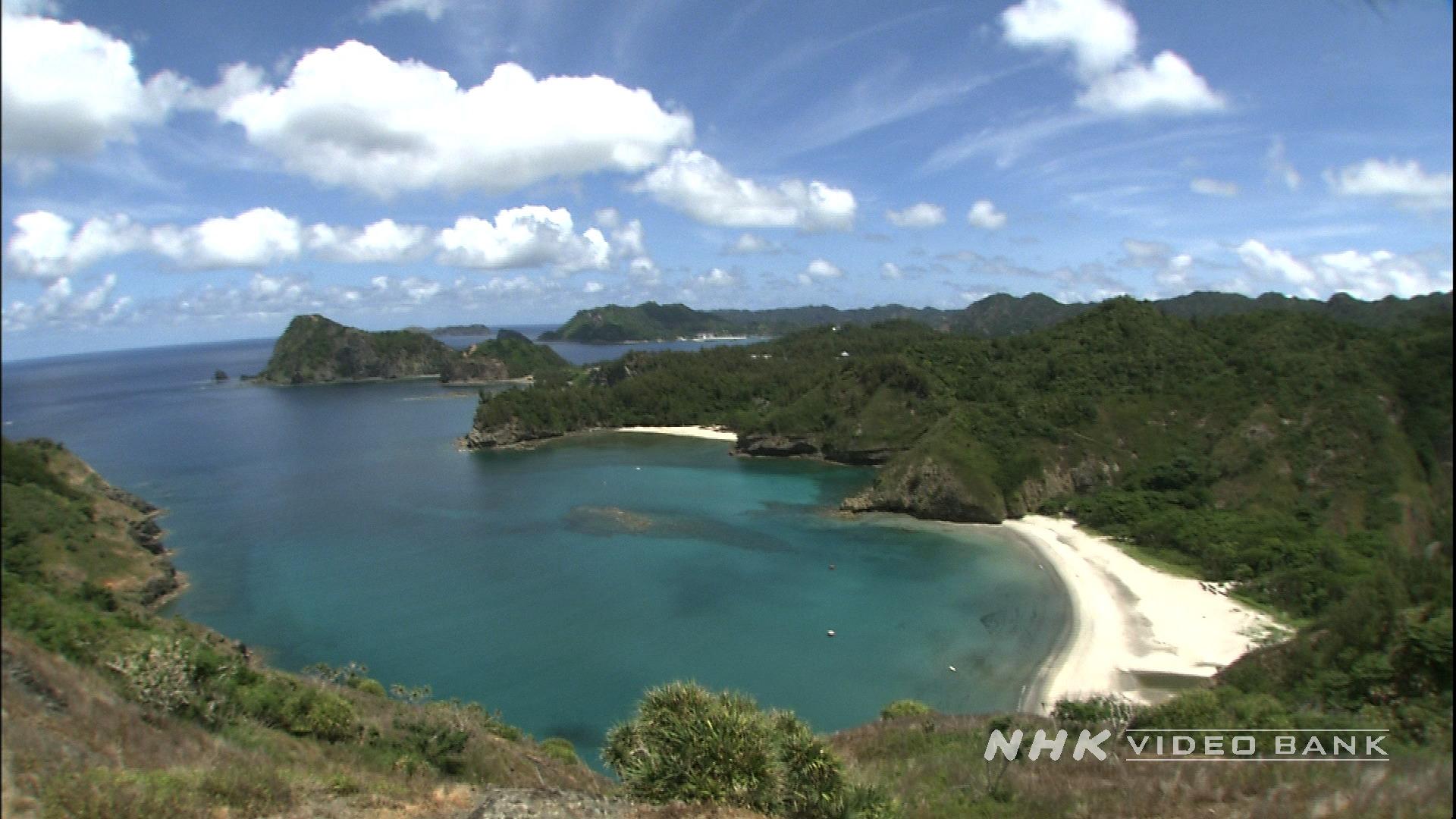 Journey through the Bonin Islands, Japan