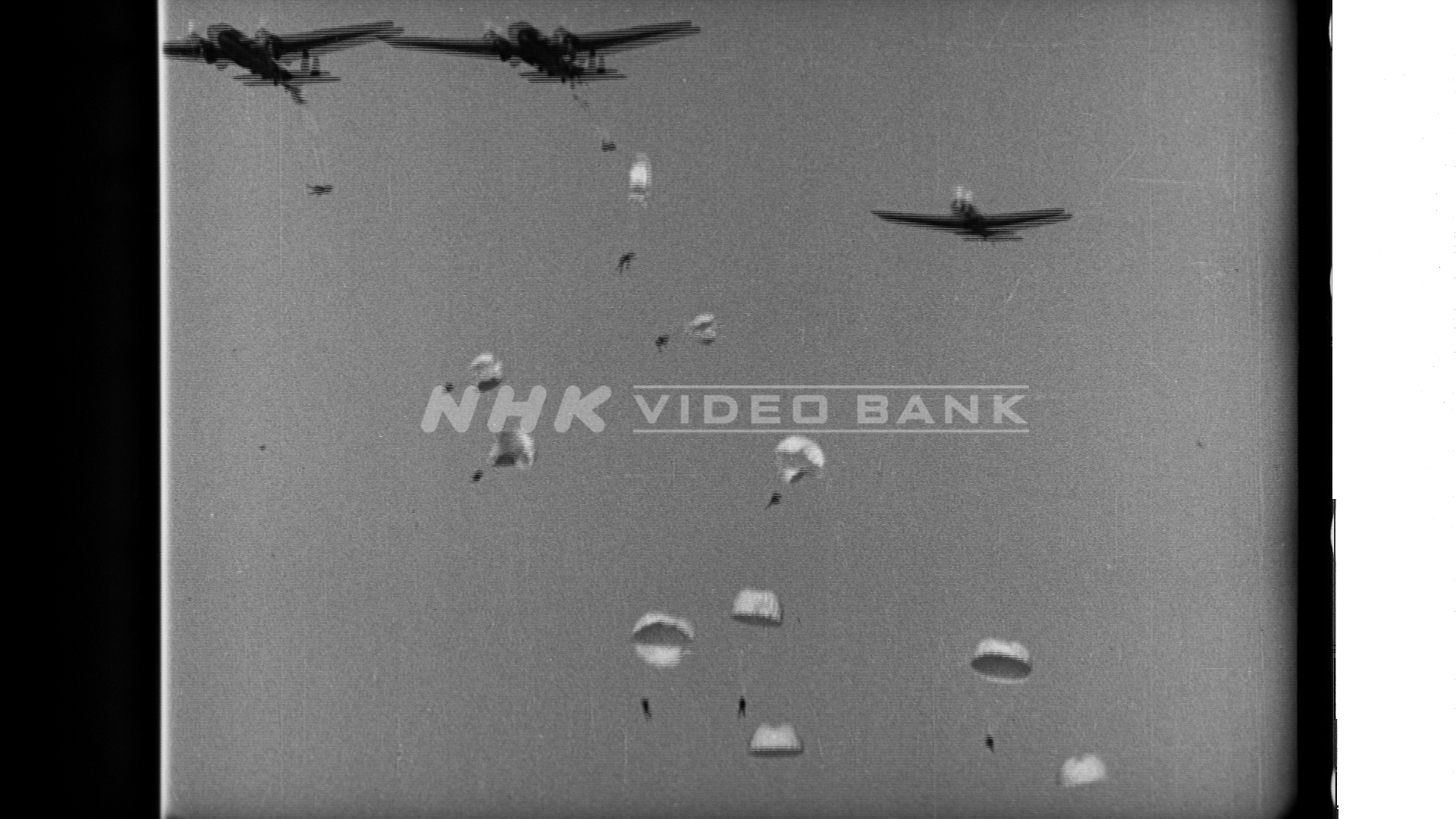 Navy Parachuters (1943)